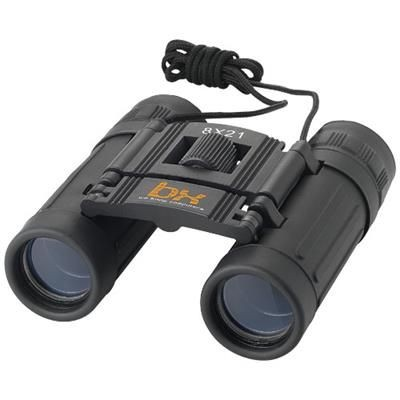 Picture of WARREN 8 X 21 BINOCULARS in Black Solid