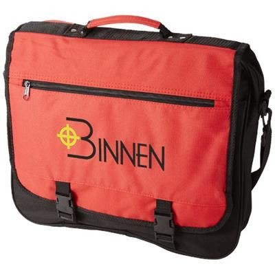 Picture of ANCHORAGE CONFERENCE BAG in Red
