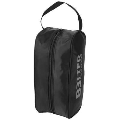 Picture of PORTELA SHOE BAG in Black Solid