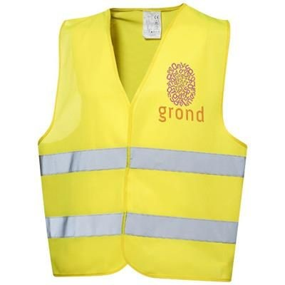 Picture of PROFESSIONAL SAFETY VEST in Yellow