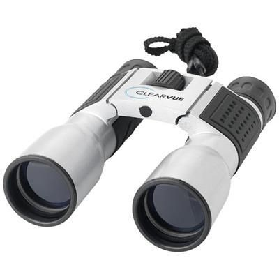 Picture of BRUNO 8 X 32 BINOCULARS in Silver-black Solid