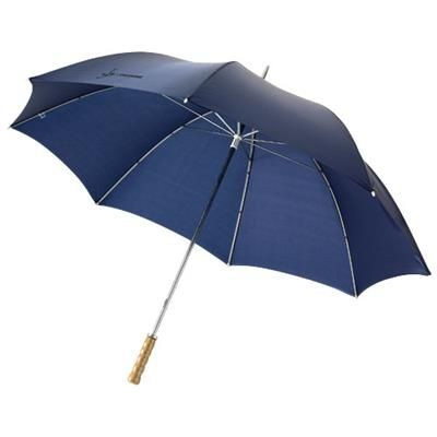Picture of KARL 30 GOLF UMBRELLA with Wood Handle in Navy