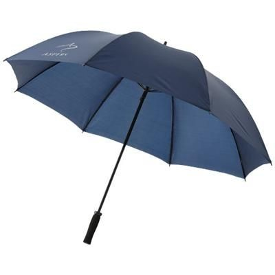 Picture of YFKE 30 GOLF UMBRELLA with Eva Handle in Navy