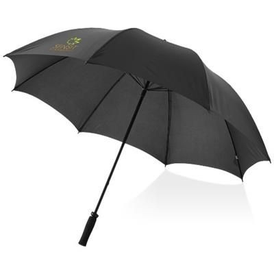 Picture of YFKE 30 GOLF UMBRELLA with Eva Handle in Black Solid