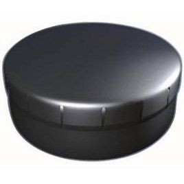 Picture of CLIC CLAC MINTS TIN in Black