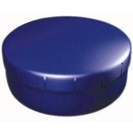 Picture of CLIC CLAC MINTS TIN in Reflex Blue