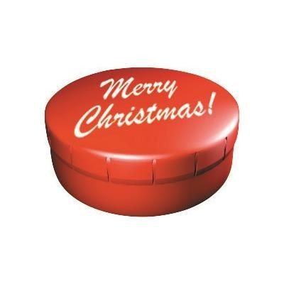 Picture of CLIC CLAC MINTS TIN in Red