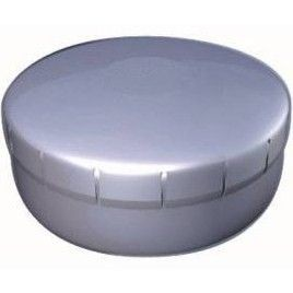 Picture of CLIC CLAC MINTS TIN in Silver Finish