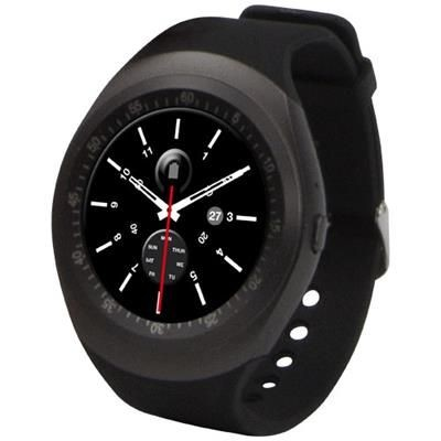 Picture of PRIXTON SWB221 SMARTWATCH in Solid Black