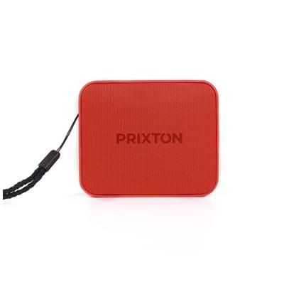 Picture of PRIXTON KEIKI BLUETOOTH® SPEAKER in Red