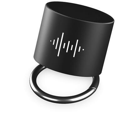 Picture of SCX DESIGN S25 RING SPEAKER in Solid Black