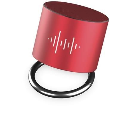 Picture of SCX DESIGN S25 RING SPEAKER in Red