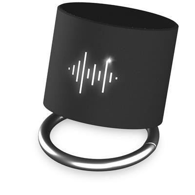 Picture of SCX DESIGN S26 LIGHT-UP RING SPEAKER in Solid Black