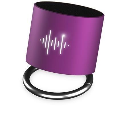 Picture of SCX DESIGN S26 LIGHT-UP RING SPEAKER in Purple