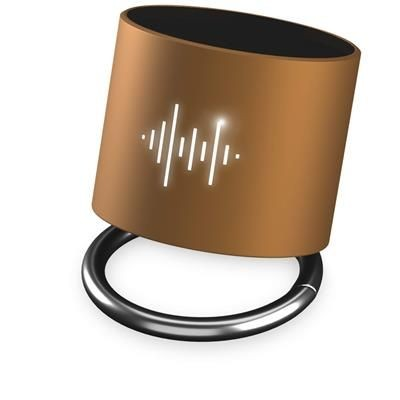 Picture of SCX DESIGN S26 LIGHT-UP RING SPEAKER in Bronze