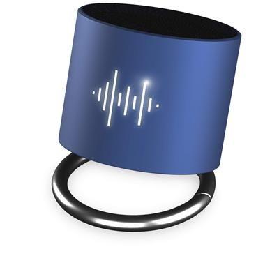 Picture of SCX DESIGN S26 LIGHT-UP RING SPEAKER in Sapphire Blue