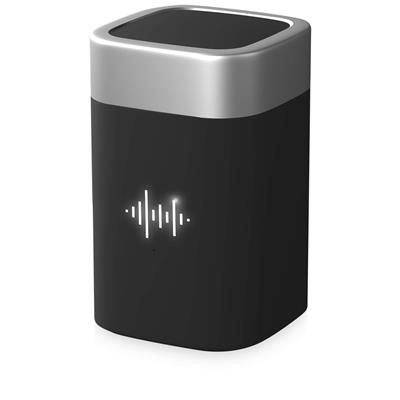 Picture of SCX DESIGN S30 5W LIGHT-UP CLEVER SPEAKER in Silver