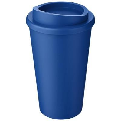 Picture of AMERICANO® 350 ML THERMAL INSULATED TUMBLER in Mid Blue