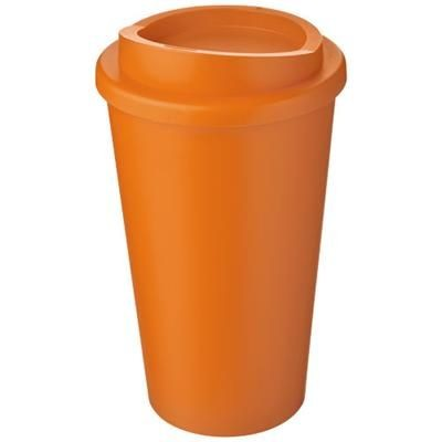 Picture of AMERICANO® 350 ML THERMAL INSULATED TUMBLER in Orange
