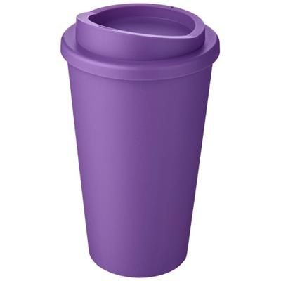 Picture of AMERICANO® 350 ML THERMAL INSULATED TUMBLER in Purple