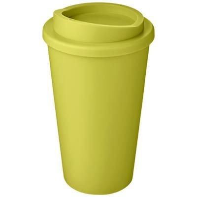 Picture of AMERICANO® 350 ML THERMAL INSULATED TUMBLER in Lime