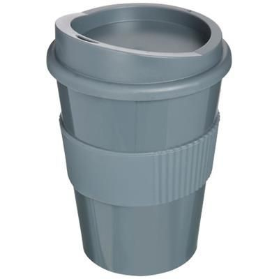 Picture of AMERICANO® MEDIO 300 ML TUMBLER with Grip in Grey