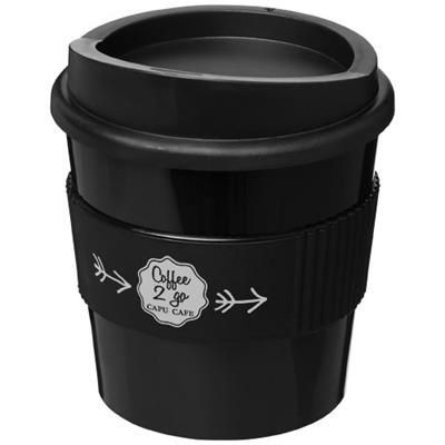 Picture of AMERICANO® PRIMO 250 ML TUMBLER with Grip in Black Solid