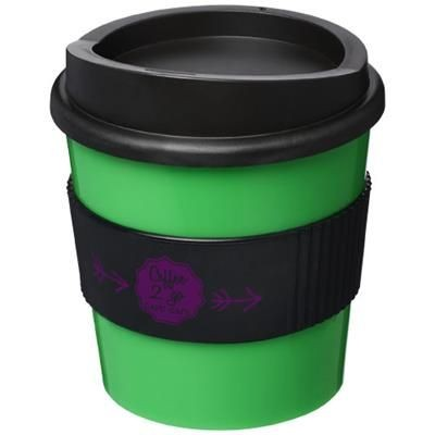 Picture of AMERICANO® PRIMO 250 ML TUMBLER with Grip in Green-black Solid