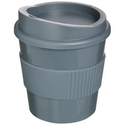 Picture of AMERICANO® PRIMO 250 ML TUMBLER with Grip in Grey