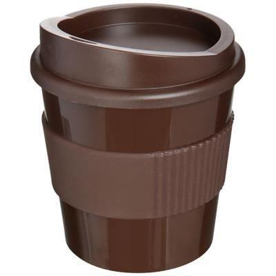 Picture of AMERICANO® PRIMO 250 ML TUMBLER with Grip in Brown