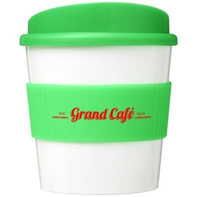 Picture of BRITE-AMERICANO® PRIMO 250 ML TUMBLER with Grip in Green