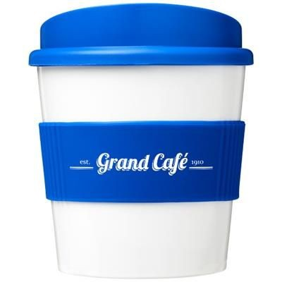 Picture of BRITE-AMERICANO® PRIMO 250 ML TUMBLER with Grip in Mid Blue