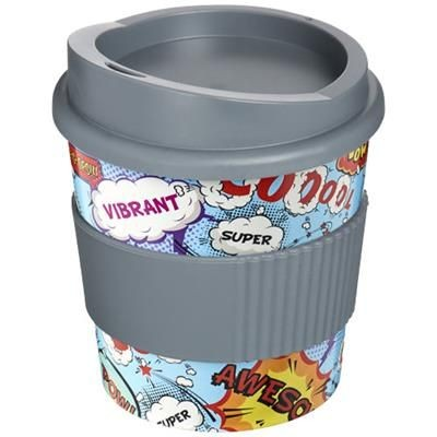 Picture of BRITE-AMERICANO® PRIMO 250 ML TUMBLER with Grip in Grey