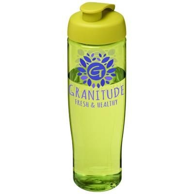 Picture of H2O TEMPO® 700 ML FLIP LID SPORTS BOTTLE in Lime