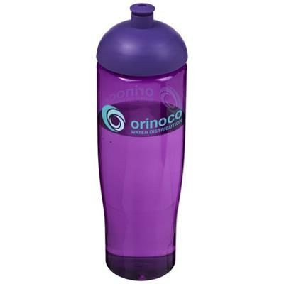 Picture of H2O TEMPO® 700 ML DOME LID SPORTS BOTTLE in Purple