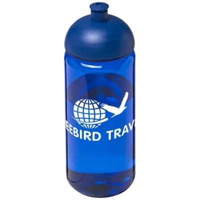 Picture of H2O OCTAVE TRITAN 600 ML DOME LID SPORTS BOTTLE in Blue