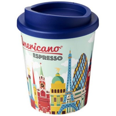 Picture of BRITE-AMERICANO® ESPRESSO 250 ML THERMAL INSULATED TUMBLER in Blue