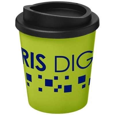 Picture of AMERICANO® ESPRESSO 250 ML THERMAL INSULATED TUMBLER in Lime-black Solid