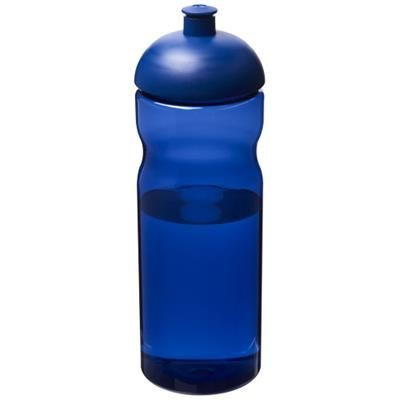 Picture of H2O ECO 650 ML DOME LID SPORTS BOTTLE in Blue
