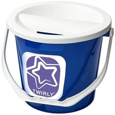 Picture of UDAR CHARITY COLLECTION BUCKET in Blue