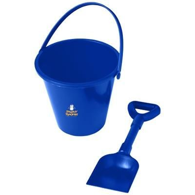 Picture of FINN BEACH BUCKET AND SPADE in Blue