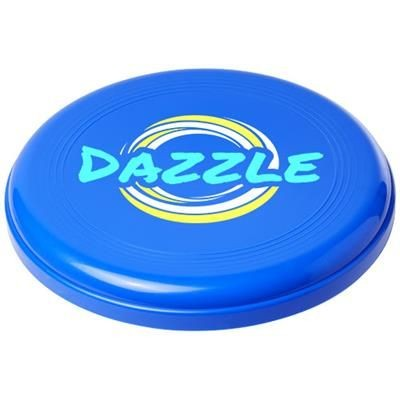Picture of CRUZ MEDIUM PLASTIC FRISBEE in Blue
