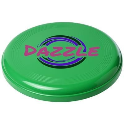 Picture of CRUZ MEDIUM PLASTIC FRISBEE in Green