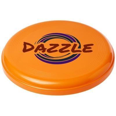 Picture of CRUZ MEDIUM PLASTIC FRISBEE in Orange