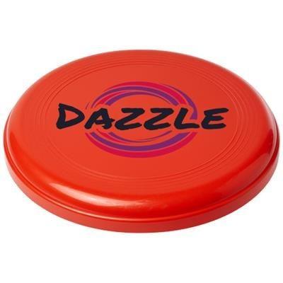 Picture of CRUZ MEDIUM PLASTIC FRISBEE in Red
