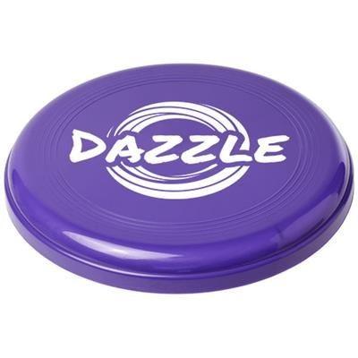 Picture of CRUZ MEDIUM PLASTIC FRISBEE in Purple