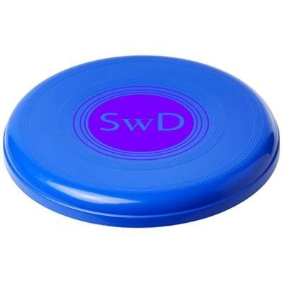 Picture of CRUZ LARGE PLASTIC FRISBEE in Blue