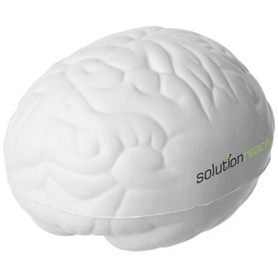 Picture of BARRIE BRAIN STRESS RELIEVER in White Solid