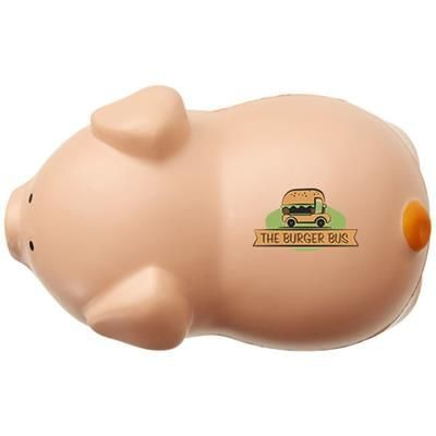 Picture of PIERCE PIG STRESS RELIEVER in Pink