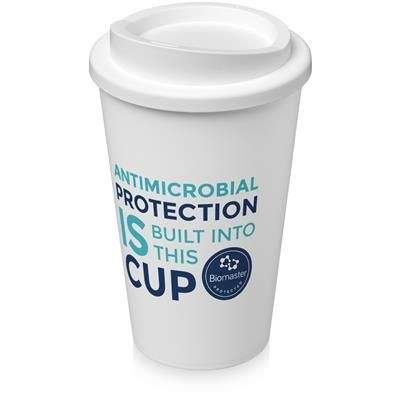 Picture of AMERICANO PURE ANTI-MICROBIAL DOUBLE WALLED TRAVEL MUG